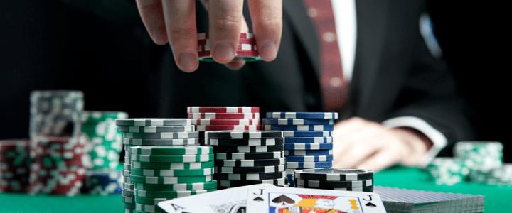 Online Poker Bild